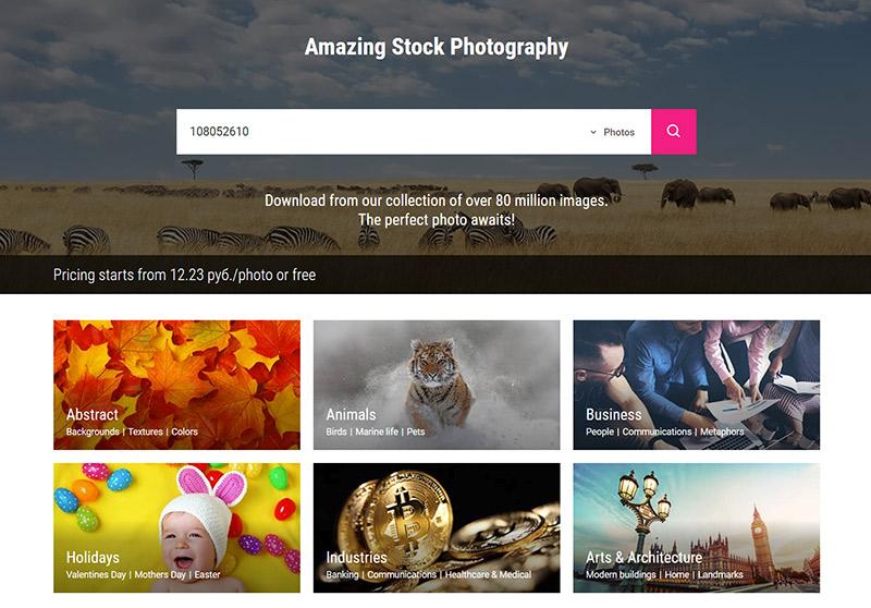 Регистрация на фотобанке Дримстайм. Продажа фотографий, видео и векторных иллюстраций