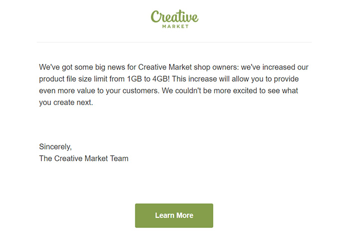 creative market max product size