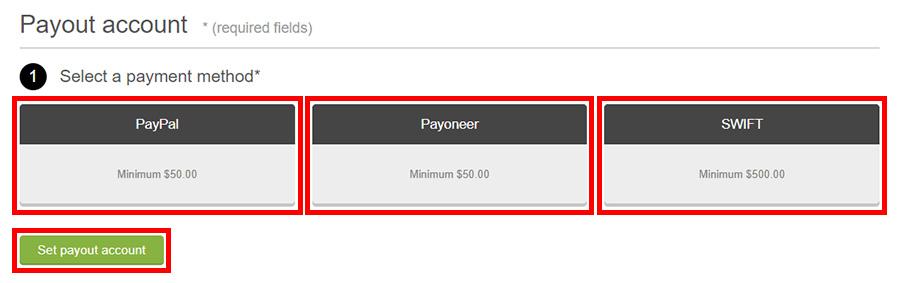 Вывод денег с Graphicriver.net. Инструкция.