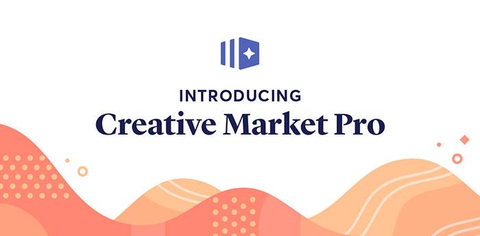 Creative Market Pro - Подписка от Креатив Маркета.