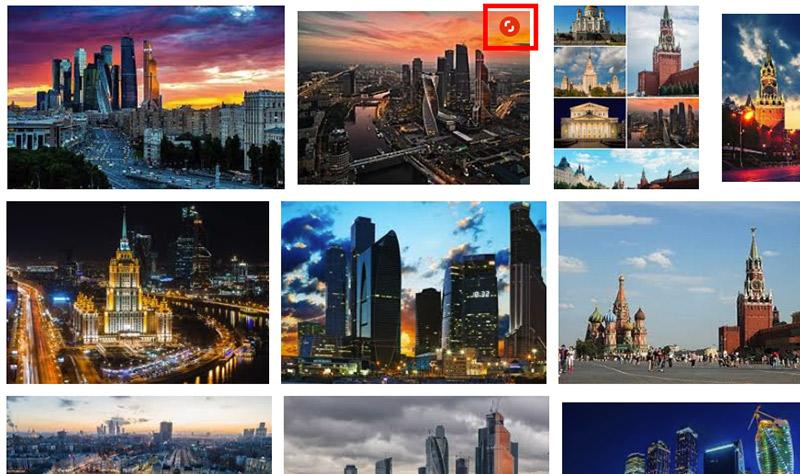 Новое расширение Shutterstock Reveal для Google Chrome.