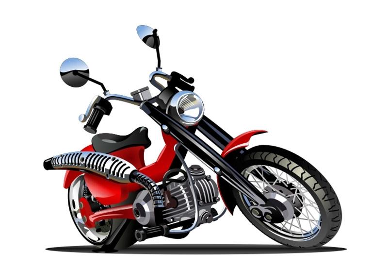 Отправка контента на шаттерсток: мотоциклы