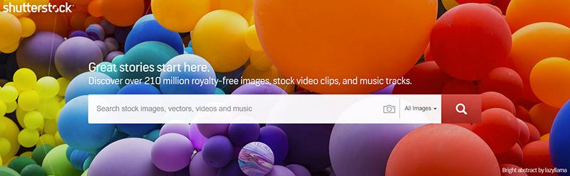 Как купить фотографии на Shutterstock. Инструкция.