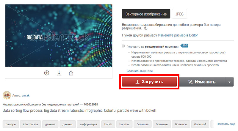 Shutterstock. Находка. - Зарабатывальщик