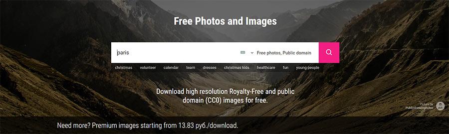 Как бесплатно скачать изображения с микростока Dreamstime.com.