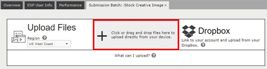 Отправка фотографий в фотобанк Istockphoto. Инструкция.