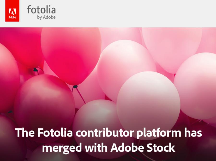 5 ноября 2019 года доступ к веб-сайту Fotolia будет прекращен.