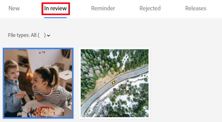 Отправка фотографий в фотобанк Adobe Stock. Инструкция.