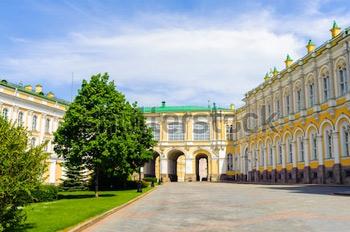 Оружейная палата. Москва. Купить фотографию в высоком разрешении.