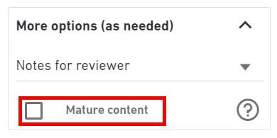 Обновление процесса рассмотрения материалов для взрослых на Shutterstock.com.