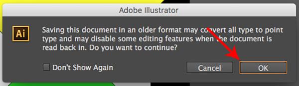 Почему мой вектор был отклонен из-за формата EPS файла?