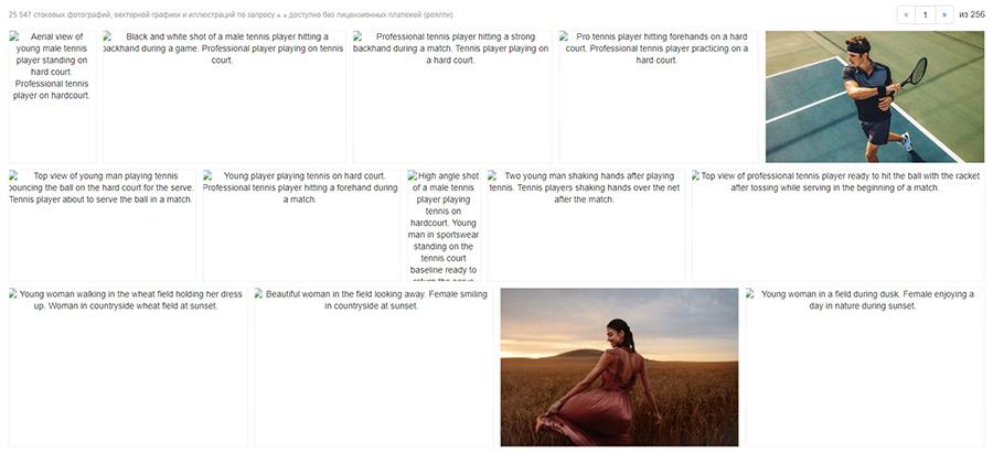 Роскомнадзор заблокировал Image.Shutterstock.Com. Не отображаются превью.