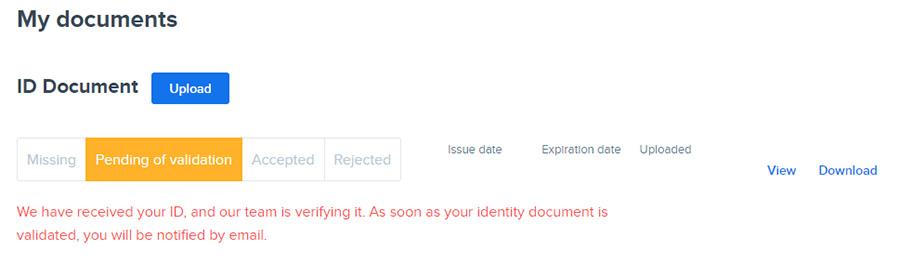 Регистрация Автора на Freepik в 2021 году. Полная, правильная, пошаговая, подробная инструкция. Загрузка документа, удостоверяющего личность.