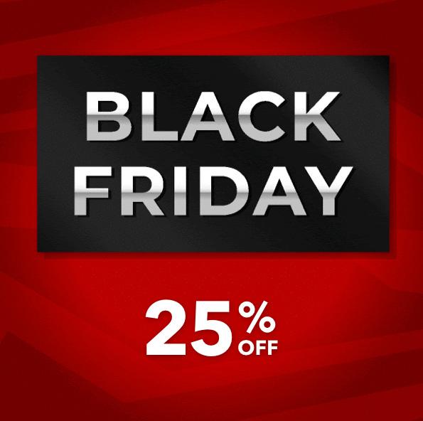Black Friday 2020 на 123RF.com. Скидка 25% на всё!