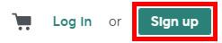 Регистрация Автора на Creative Market. Инструкция. Шаг 1. Создаем учетную запись на сайте.