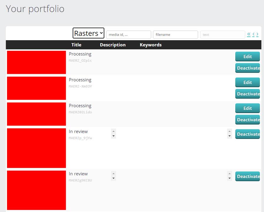 Как проверить какие файлы одобрены / на рассмотрении / отклонены на Canva.com? Загрузка фотографий в фотобанк Canva. Инструкция.