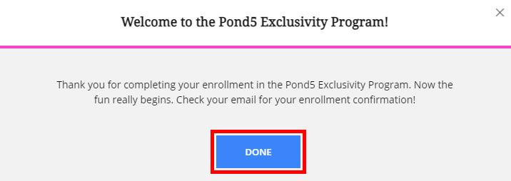 Как стать эксклюзивным автором на микростоке Pond5. Инструкция.