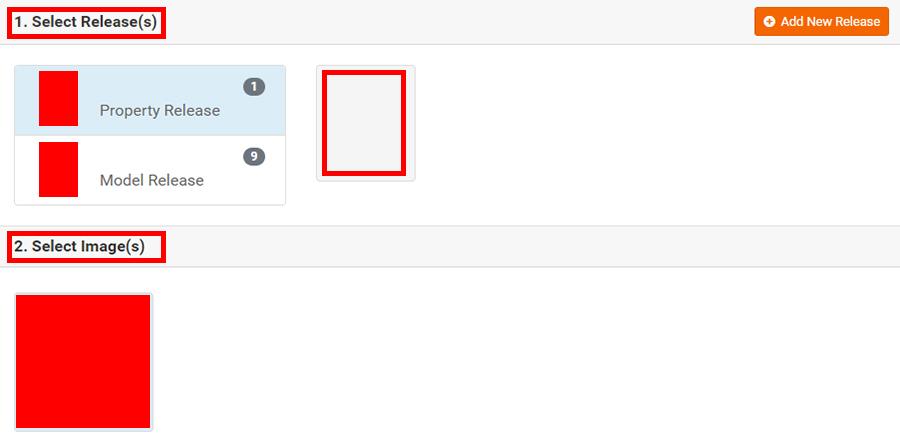 Как загрузить Релиз модели и Релиз собственности на Canstockphoto.com. Инструкция.