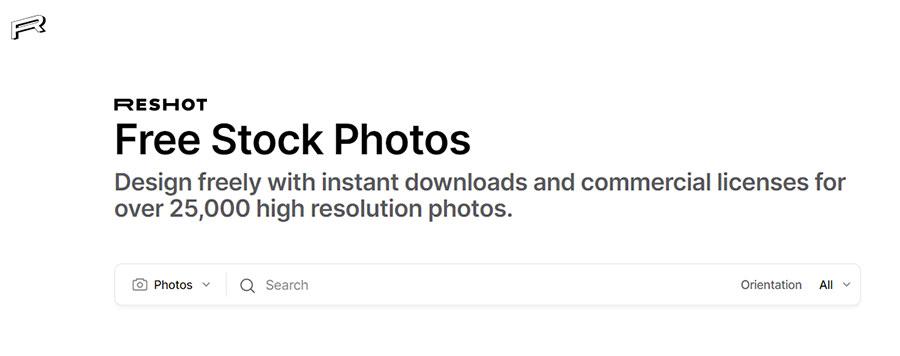 Reshot. 26 Бесплатных фотостоков для дизайнеров и маркетологов. +6 Бесплатных коллекций на коммерческих микростоках.