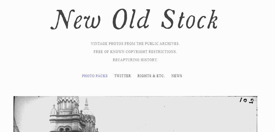 New Old Stock. 26 Бесплатных фотостоков для дизайнеров и маркетологов. +6 Бесплатных коллекций на коммерческих микростоках.