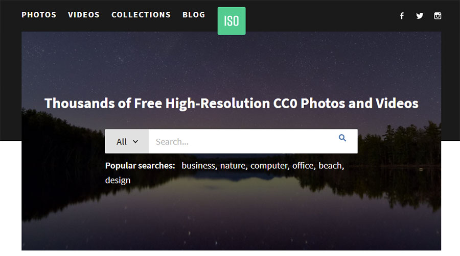 Isorepublic. 26 Бесплатных фотостоков для дизайнеров и маркетологов. +6 Бесплатных коллекций на коммерческих микростоках.