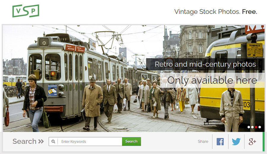 Vintagestockphotos. 26 Бесплатных фотостоков для дизайнеров и маркетологов. +6 Бесплатных коллекций на коммерческих микростоках.