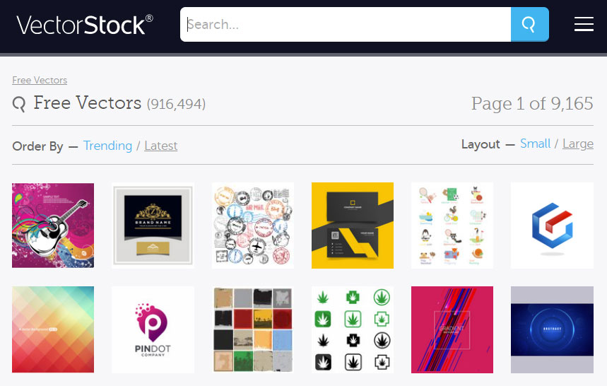 Vectortock. Бесплатная коллекция.