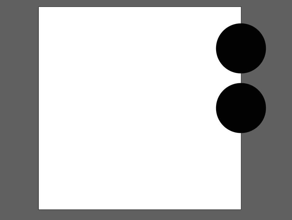 Как скрыть объекты вне артборда в Adobe Illustrator?